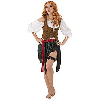 Déguisement de pirate 'Liz' pour femmes