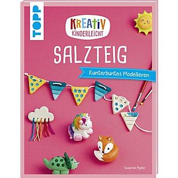 Buch 'Kreativ Kinderleicht – Salzteig'