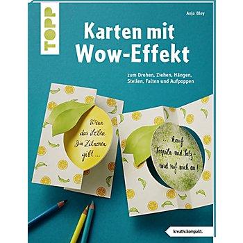 Buch 'Karten mit Wow-Effekt – Zum Drehen, Ziehen, Hängen, Stellen Falten und Aufpoppen'