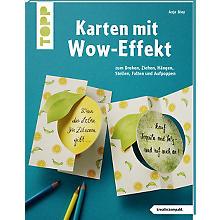 Buch 'Karten mit Wow-Effekt - Zum Drehen, Ziehen, Hängen, Stellen Falten und Aufpoppen'