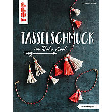 Buch 'Tasselschmuck im Boho Look'