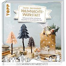 Buch 'Die wirklich wunderbare Weihnachtswerkstatt'