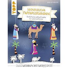 Buch 'Winterliche Papiergirlanden'