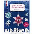 """Buch """"Luftig leichte Schneeflocken - Winterliche Deko und Weihnachtsgeschenke aus Papier"""""""