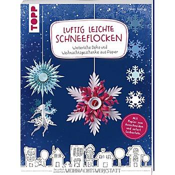 Buch 'Luftig leichte Schneeflocken - Winterliche Deko und Weihnachtsgeschenke aus Papier'