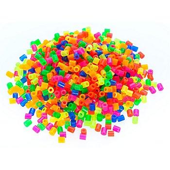 Hama Set de perles à repasser 'fluo'