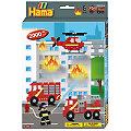 """Hama Bügelperlen-Set """"Feuerwehr"""""""