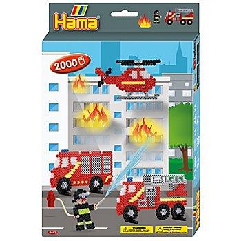 Hama Bügelperlen-Set 'Feuerwehr'