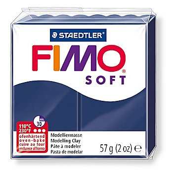 Fimo-Soft, windsorblau, 57 g