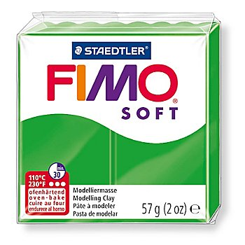 Fimo-Soft, tropischgrün, 57 g