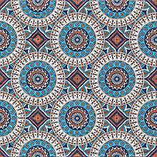Papierservietten 'Marrokanisch', 33 x 33 cm, 20 Stück
