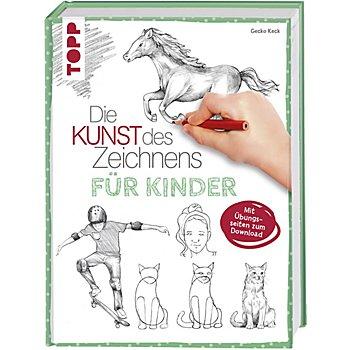 Buch 'Die Kunst des Zeichnens für Kinder'