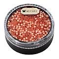 Miyuki-Perlen, aprikot, 2,2 mm Ø, 6 g