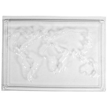 Rayher Giessform 'Weltkarte', 20 x 30 cm