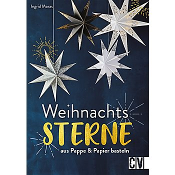 Buch 'Weihnachtssterne aus Pappe & Papier basteln'