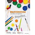 buttinette Skizzenblock, weiss, A4, 50 Blatt