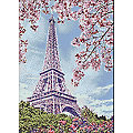 "Kit broderie diamant ""Tour Eiffel"""