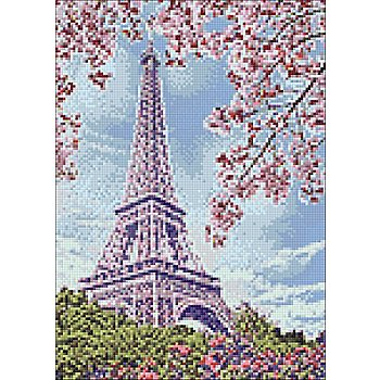 Kit broderie diamant 'Tour Eiffel'