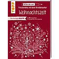 """Vorlagenmappe """"Fensterdeko mit dem Kreidemarker – Weihnachtszeit"""""""