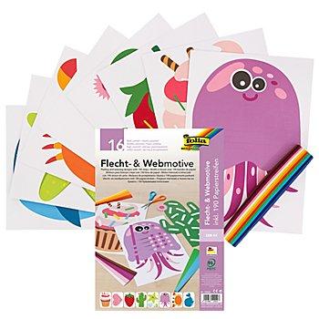Folia Bastelset Flecht- und Webmotive