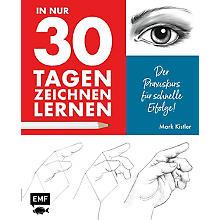 Buch 'In nur 30 Tagen zeichnen lernen'