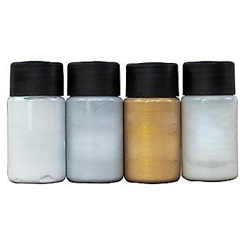 Set peinture pochoir 'élégance', 80 ml