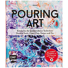 Buch 'Pouring Art'