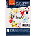 "Aquarell-Papier ""Florence"", DIN A6, 300 g/m²"