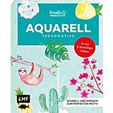"Buch ""Aquarell - Trendmotive"