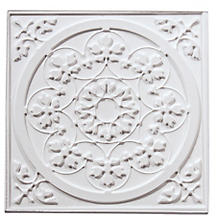 Rayher Relief-Eingiessplatte 'Mandala', 10,5 x 10,5 cm