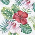 "Papierservietten ""Hibiskusblüte"", 33 x 33 cm, 20 Stück"