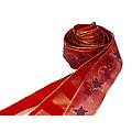 """Bänderpaket """"Weihnachten"""", rot-gold, 25–40 mm, 2x 2 m, 1x 3 m"""