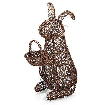 Reben-Hase, stehend, 43 cm