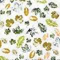 """Serviettes en papier """"feuilles"""", 33 x 33 cm, 20 pièces"""