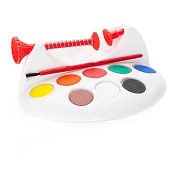 Eiermalmaschine, 8 Farben