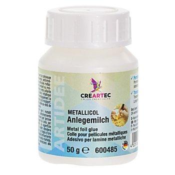 Anlegemilch für Blattmetall, 50 g