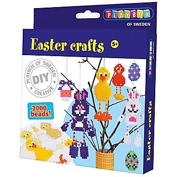 Bügelperlen-Set 'Ostern'