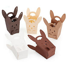 Ursus Mini-Taschen 'Hasen', 5 Tüten