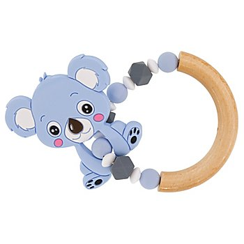 Kit créatif anneau de dentition 'koala', bleu clair