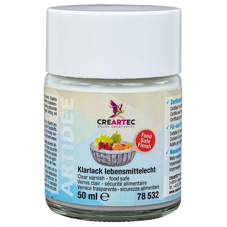 Klarlack Lebensmittelecht 50 Ml Online Kaufen Buttinette Bastelshop