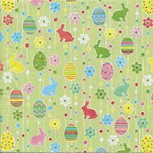 Serviettes en papier 'Pâques', 33 x 33 cm, 20 pcs.