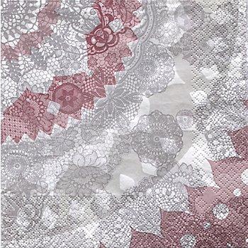 Papierservietten 'Mandala', 33 x 33 cm, 20 Stück