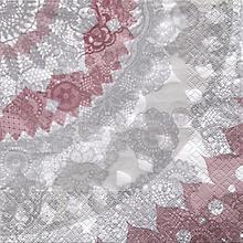 Papierserviette 'Mandala', 33 x 33 cm, 20 Stück