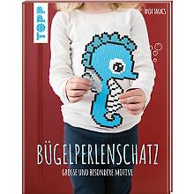Buch 'Bügelperlenschatz – Große und besondere Motive'