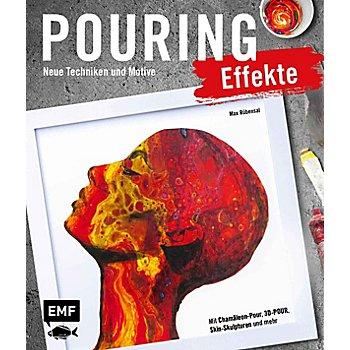 Buch ''Pouring Effekte – Neue Techniken und Motive'