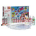 Marabu KiDS Set de peintures Window Color Party Pack