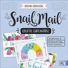 Buch 'Snail Mail – Kreative Kartengrüße'