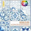 """Buch """"Azulejos – Ausmalen & Entspannen"""""""