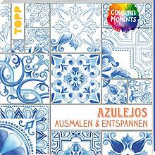 Buch 'Azulejos – Ausmalen & Entspannen'