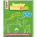 """Vorlagenmappe """"Fensterbilder Kids – Super süsse Motive"""""""